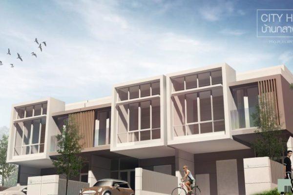 Triple-Duplex-Architecture-Design-City-Home-Chonburi
